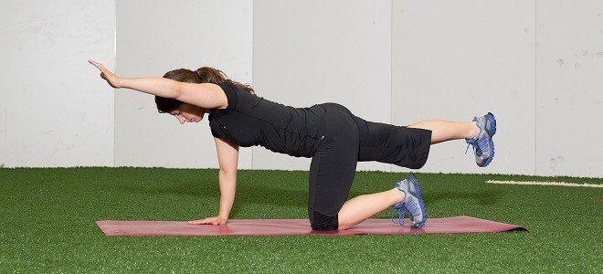 5 Movements to Rehabilitate Your New Mom Bod