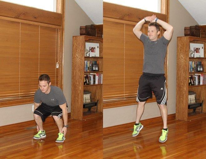 Workout Challenge Heel Jacks
