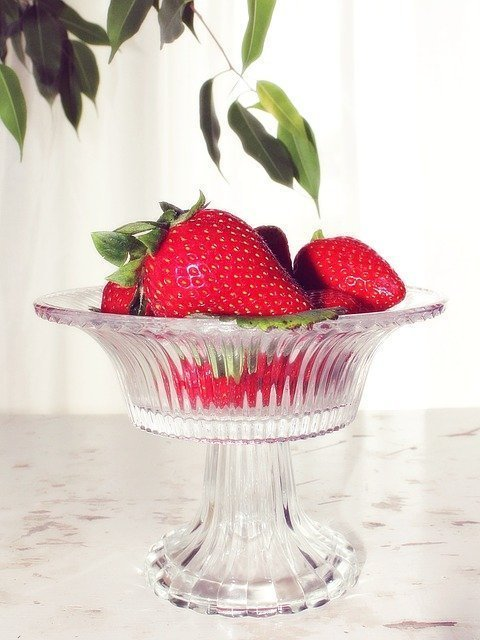 8 Health Benefits of Strawberries Tall