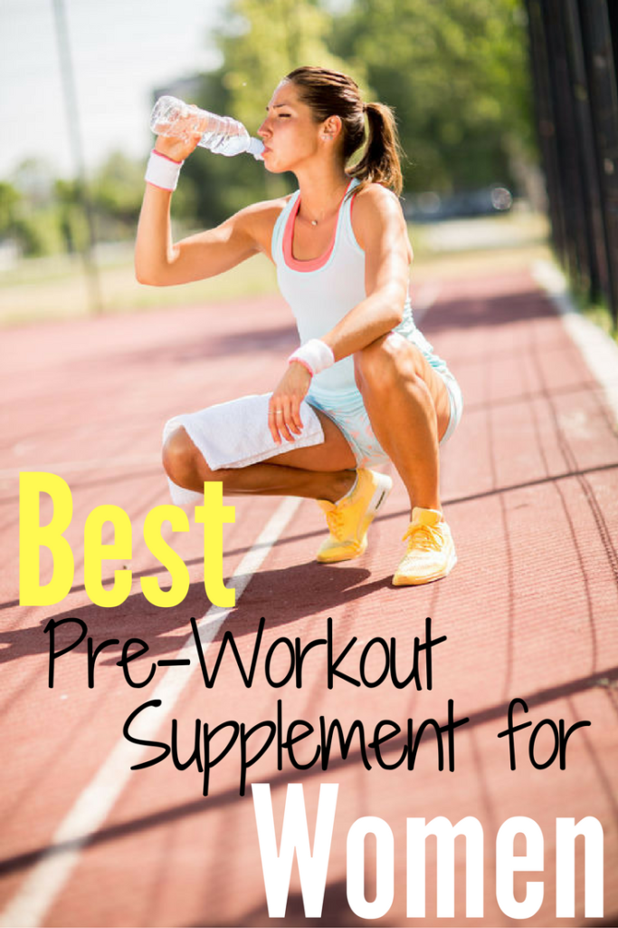best pre-workout supplement for women