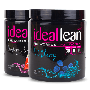 Best Pre-Workout Supplement for Women Carbs IdeaLean Pre