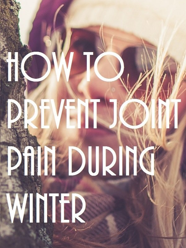 Prevent Joint Pain During Winter pinterest