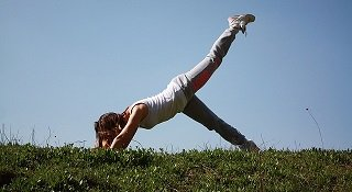 Science Outdoor Exercise