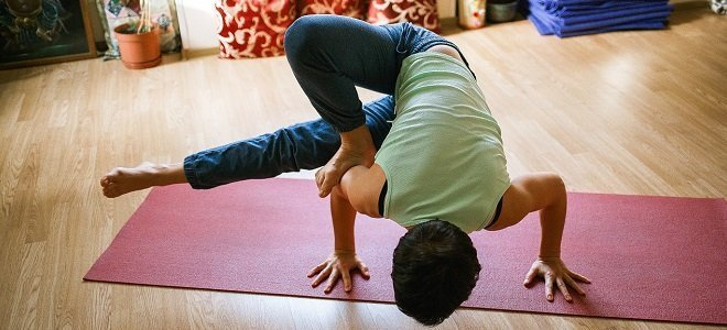 Effective At Home Yoga Routine
