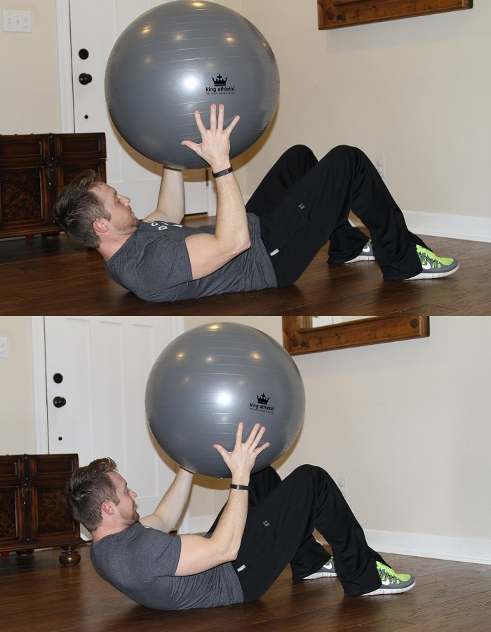 Quick Home Workout Crunch King Athletic
