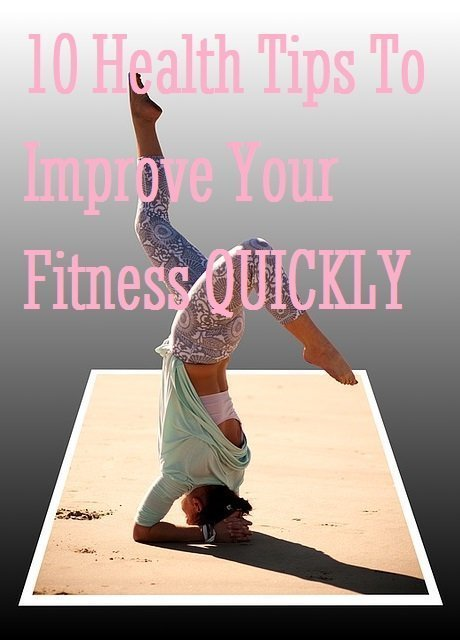 Improve Your Fitness In Few Weeks Pinterest