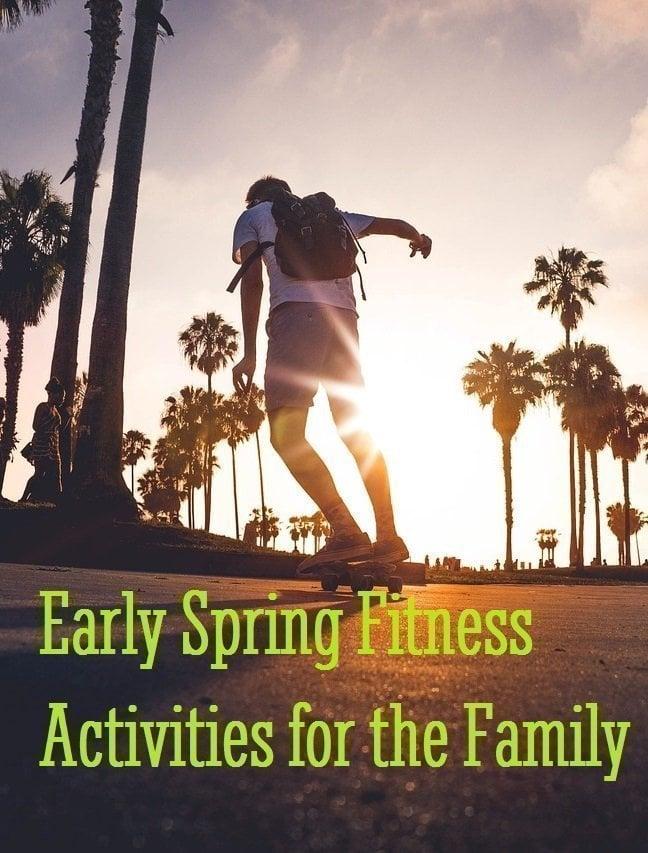 spring fitness activities