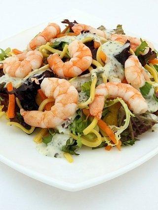 5 Splendid Summer Salad Recipes shrimp