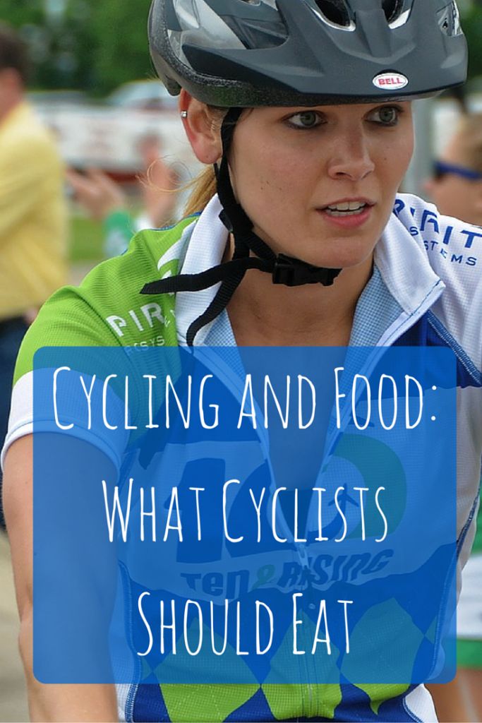 Cycling and Food- What Cyclists Should Eat (1)