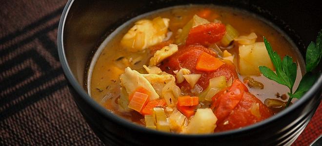 Recipe: Fish Chowder