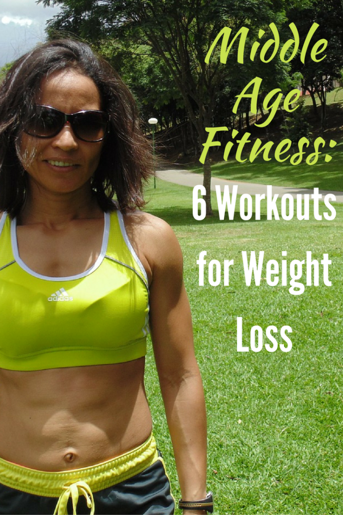 Middle Age Fitness: 6 Workouts for Weight Loss