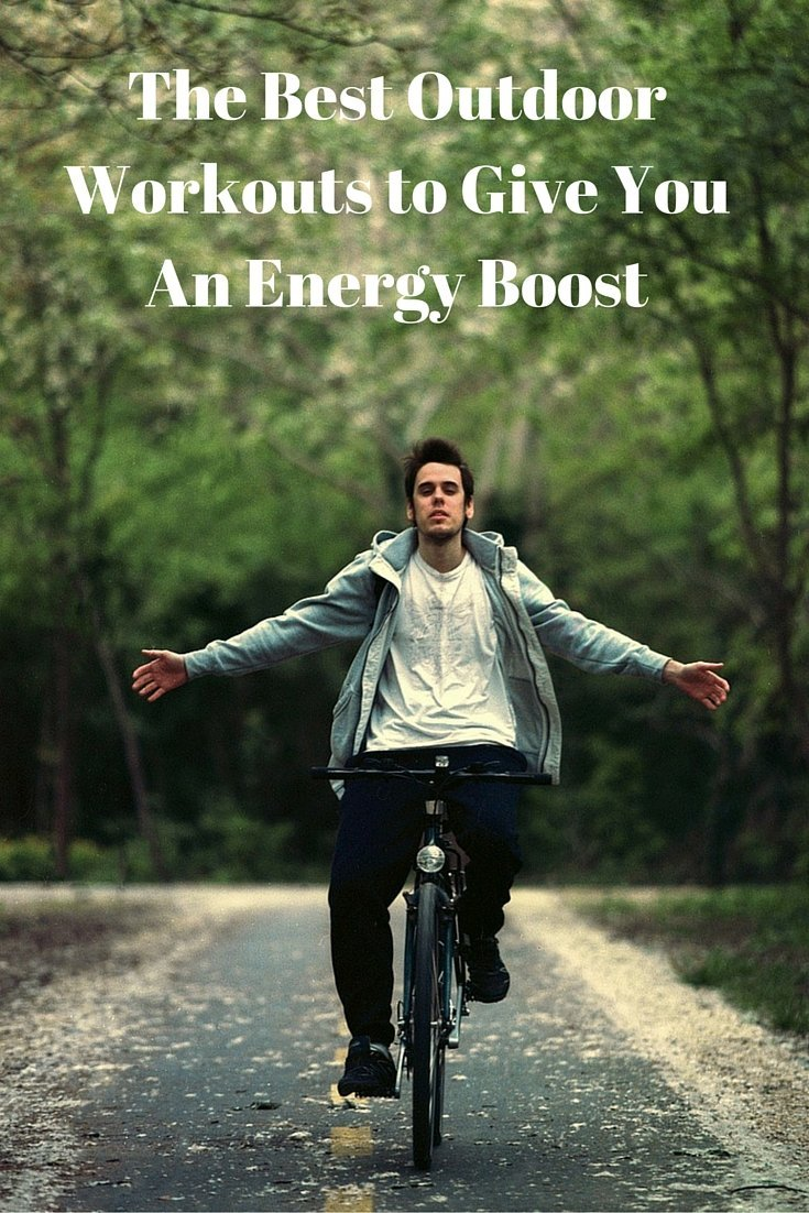 The Best Outdoor Workouts to Give You An Energy Boost