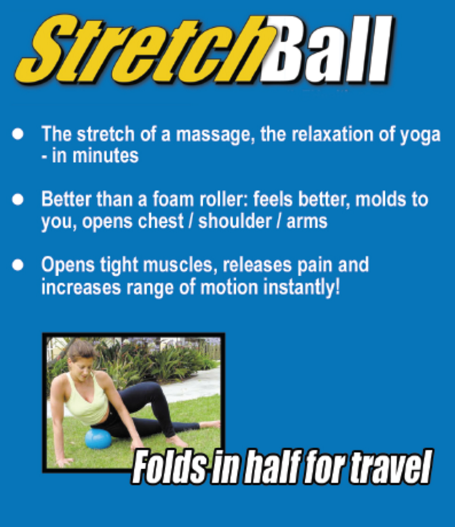 6 Stress Relief Products You Should Trystretch ball