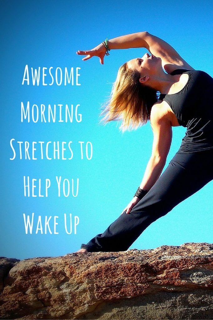 Awesome Morning Stretches to Help You Wake Up