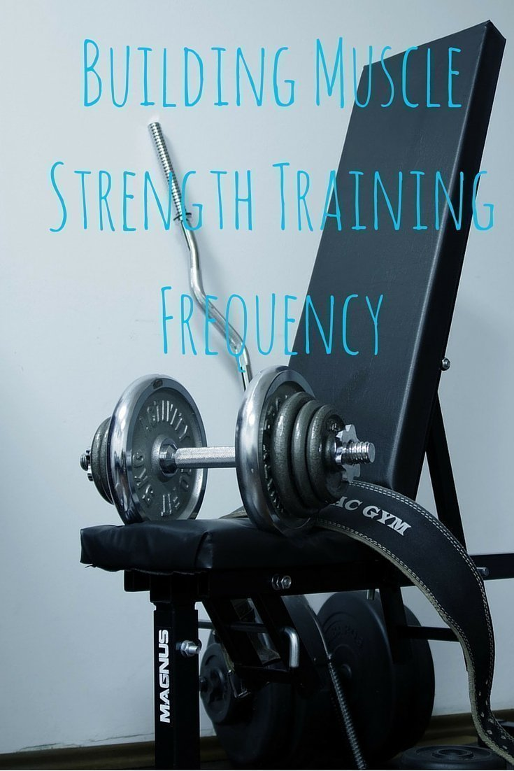 Building Muscle- Strength Training Frequency