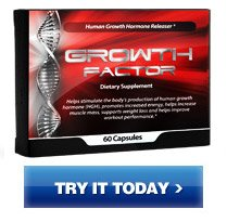 Growth Factor Muscle Recovery Supplements