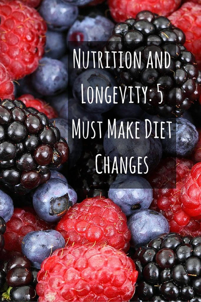 Nutrition and Longevity 5 Must Make Diet Changes