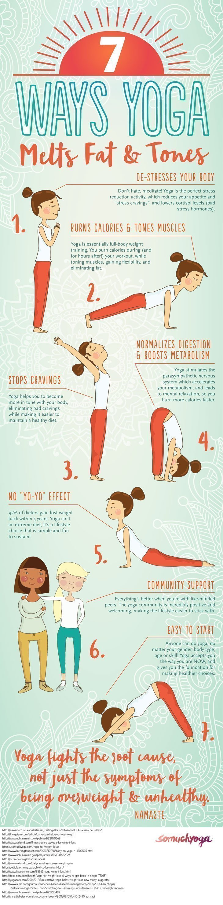 Yoga For Weight Loss Outdoor Yoga