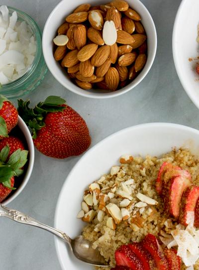 Breakfast bowl Pinterest