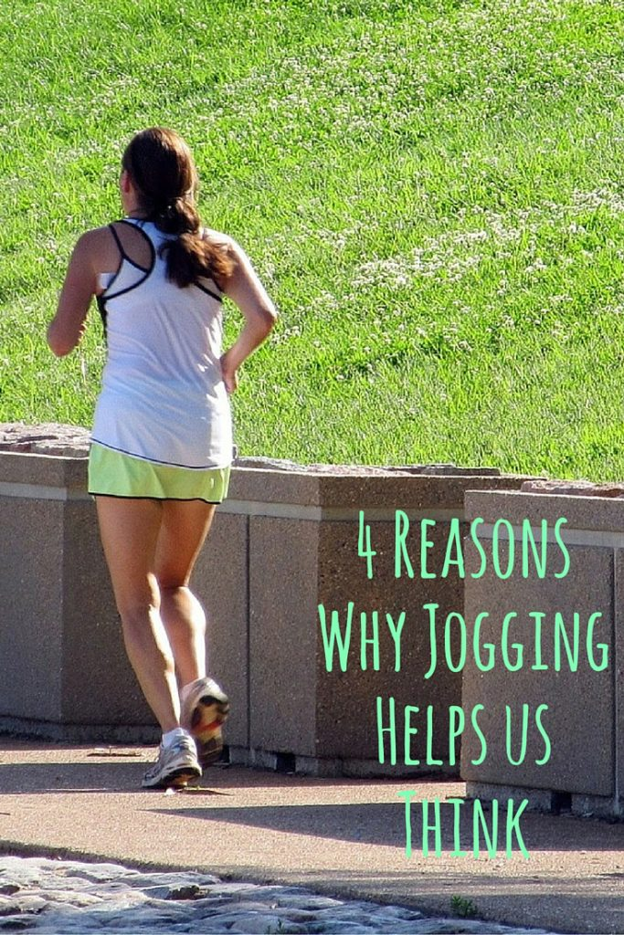 4 Reasons Why Jogging Helps us Think