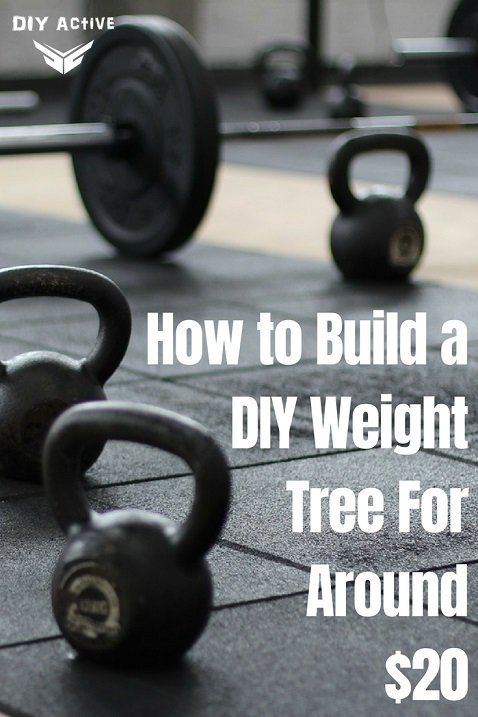 Build It: DIY Weight Tree For Around $20