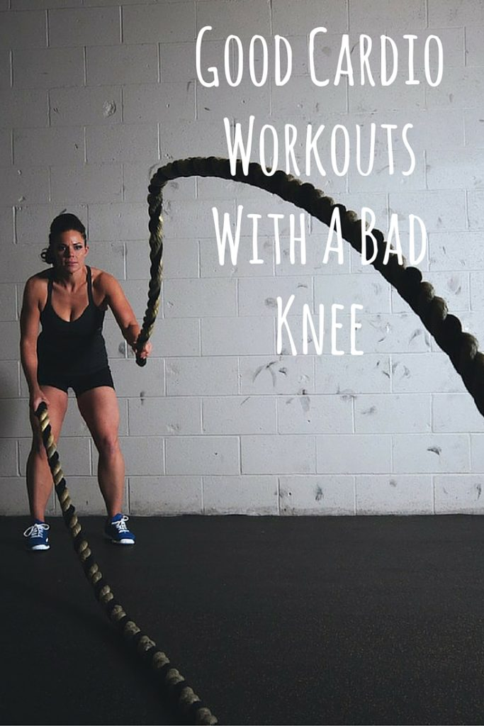 Good Cardio Workouts With A Bad Knee