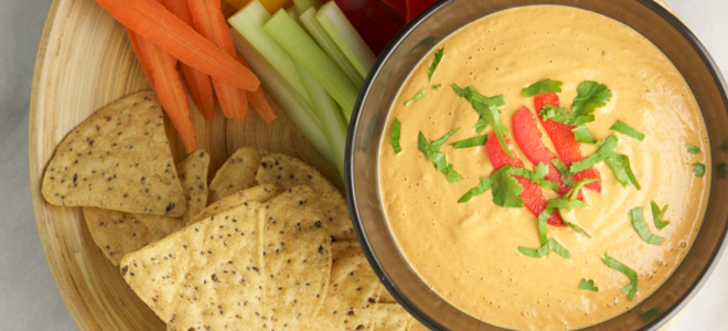 Nacho Cheese Sauce Featured