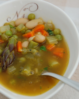 Spring Vegetable Soup