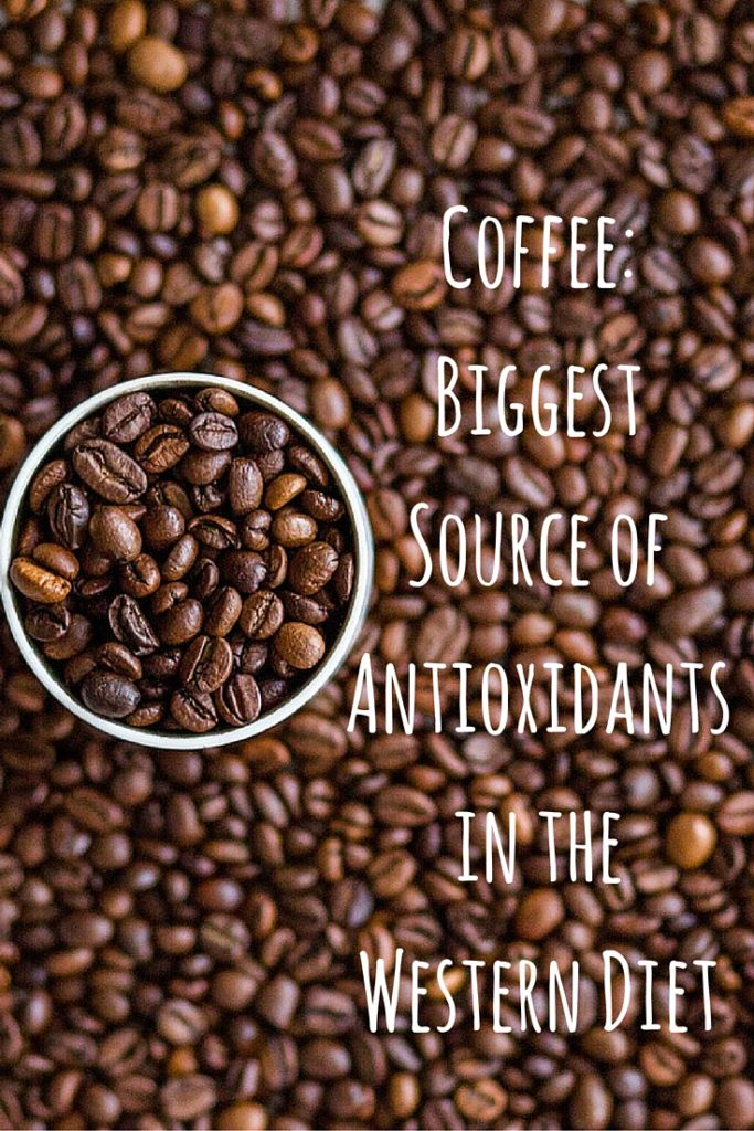 Coffee Gest Source Of Antioxidants In The Western T