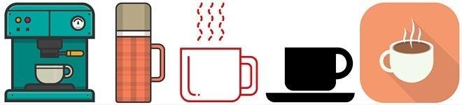 Coffee Biggest Source of Antioxidants in the Western Diet scoop Cartoon