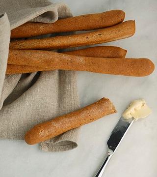 Flaxseed Breadsticks