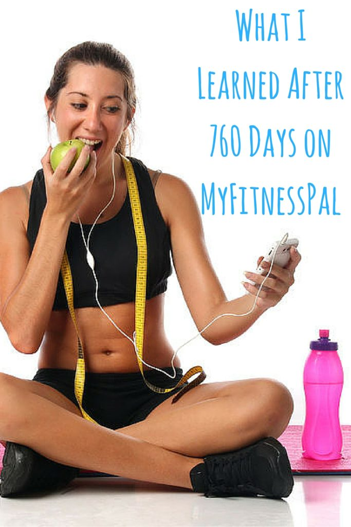What I Learned After 760 Days on MyFitnessPal