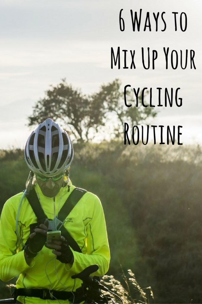 6 Ways to Mix Up Your Cycling Routine