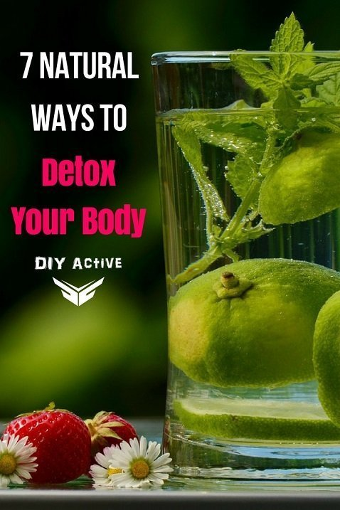 7 Amazing Natural Ways to Detox Your Body