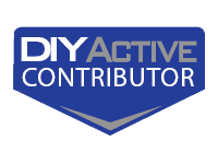 DIY Active Contributor Badge