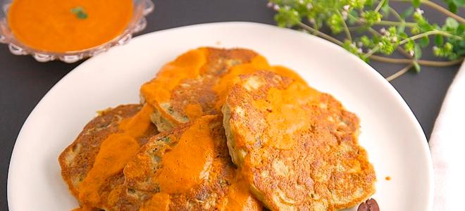 Recipe: Eggplant Pancakes