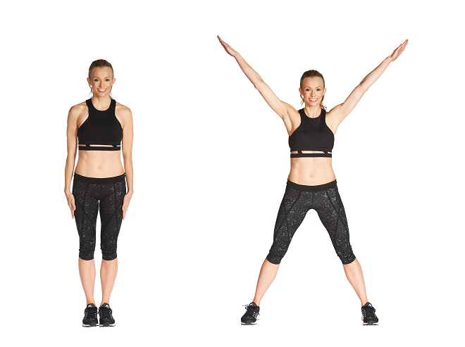 Your Full Body Workout: Crush Calories Anywhere
