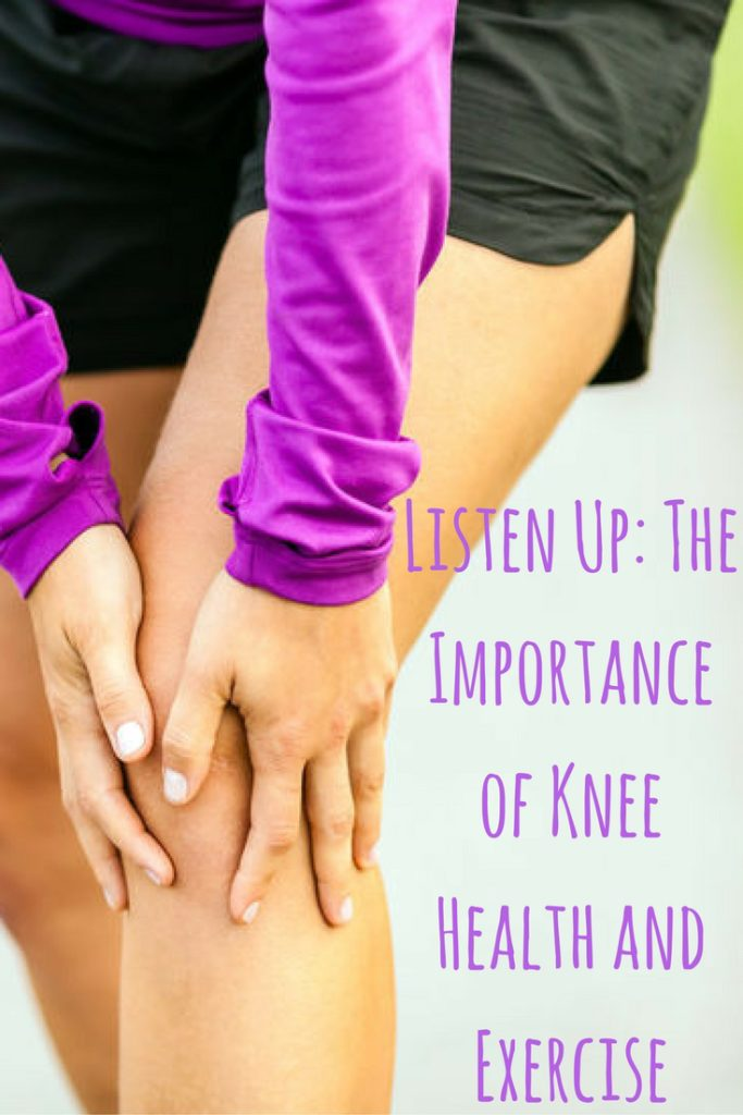 Listen Up- The Importance of Knee Health in Exercise