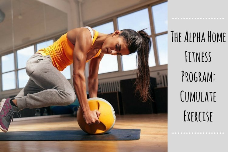 at home fitness and cumulate your fitness