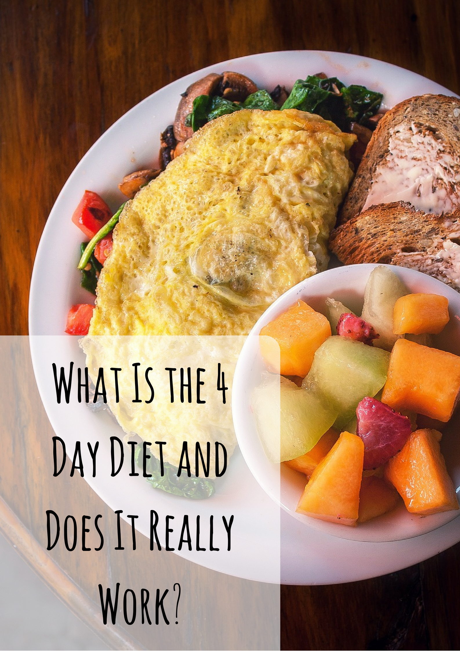 What Is the 4 Day Diet and Does It Really Work-