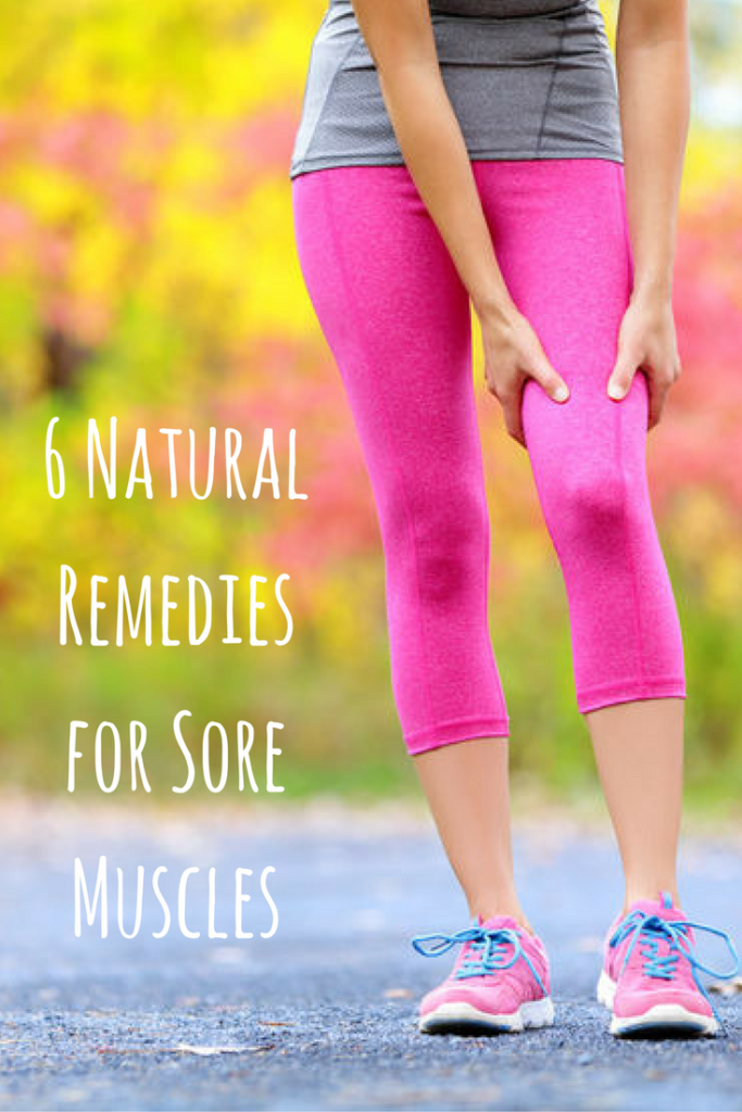 6 Natural Remedies for Sore Muscles