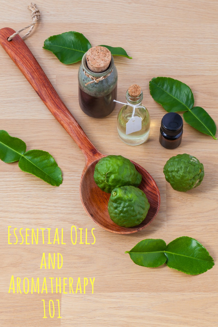Essential Oils and Aromatherapy 101