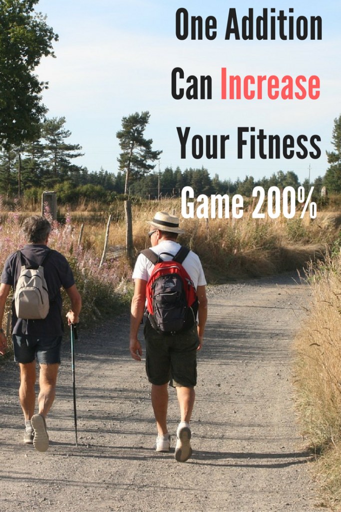 One Addition Can IncreaseYourFitness Game200%