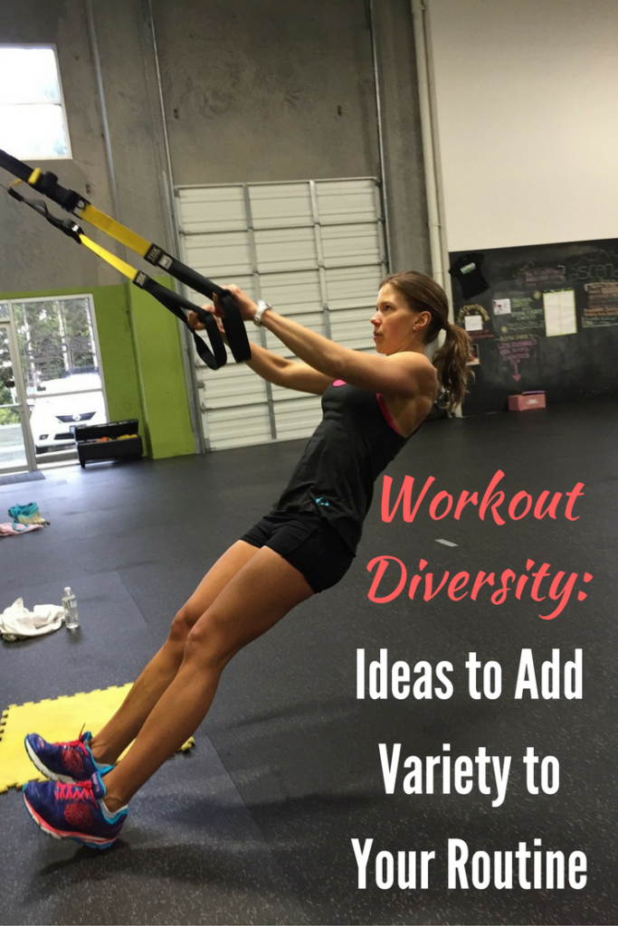 Workout Diversity: Ideas to Add Variety to Your Routine