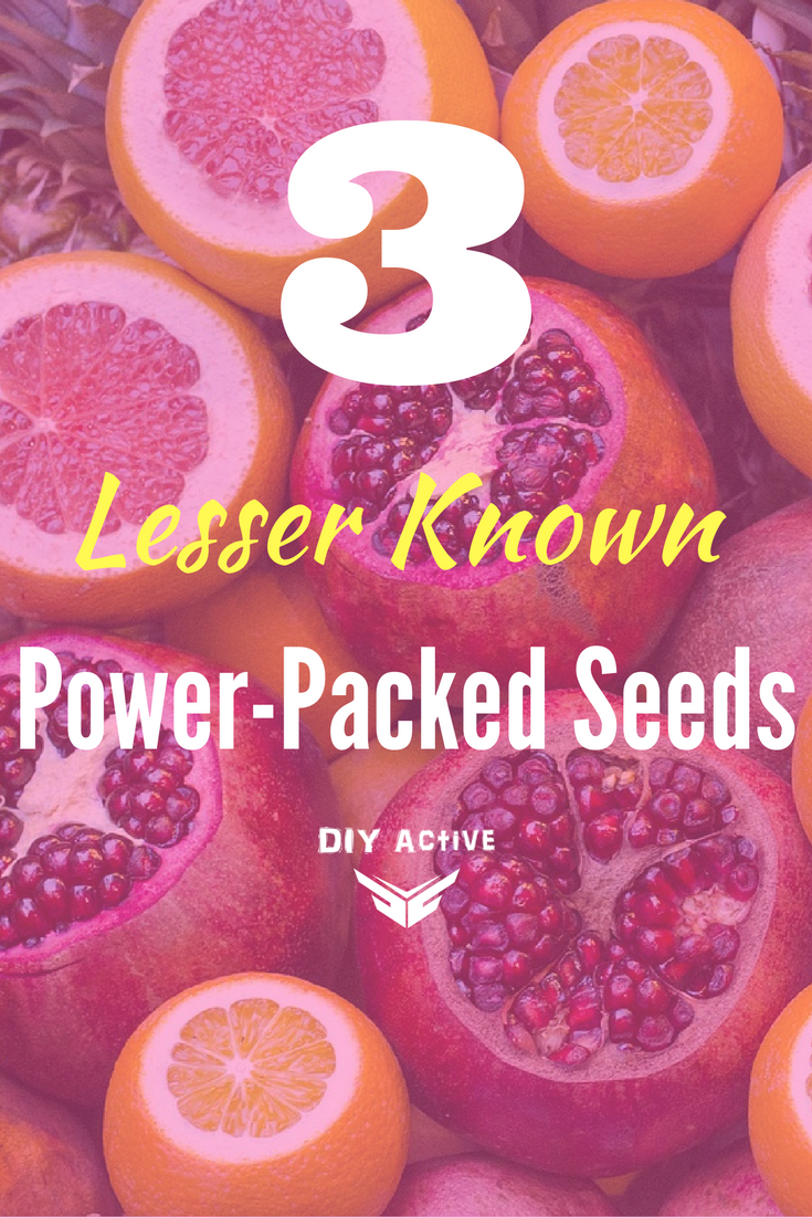 3 Less Known Yet Power-Packed Seeds