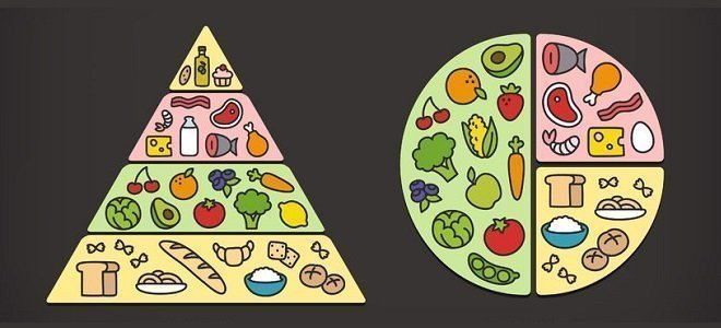 Ditch the Food Pyramid for losing weight