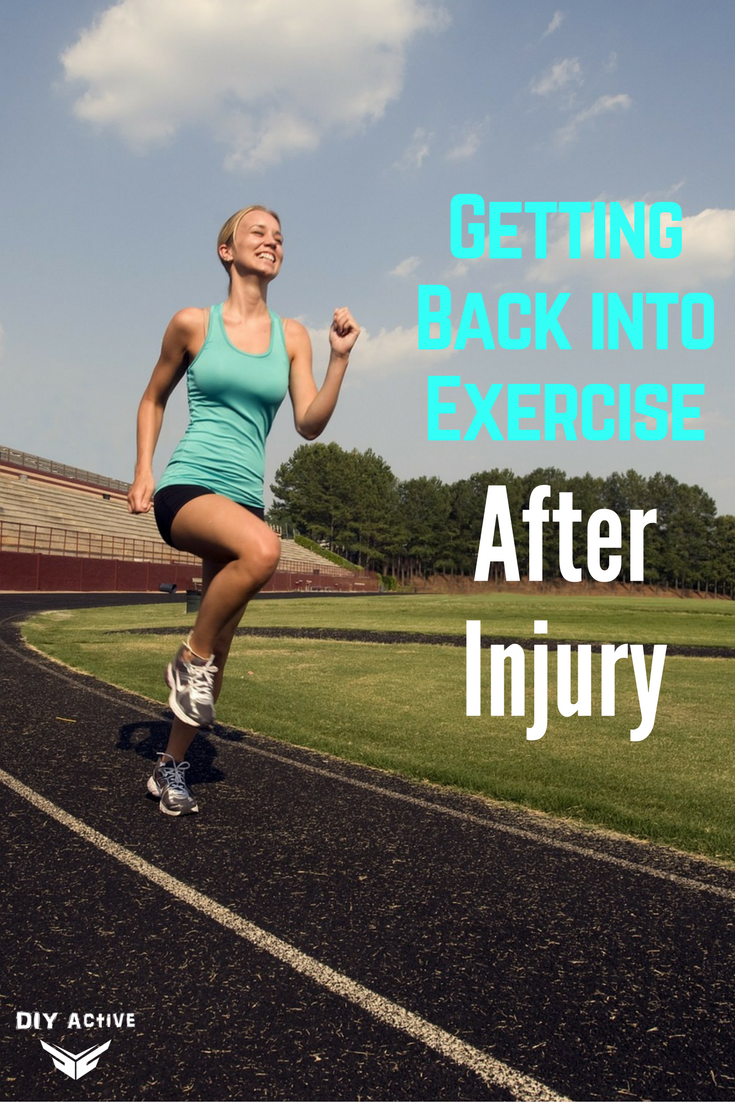 Getting Back into Exercise After Injury
