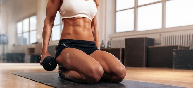 body sculpting home workout