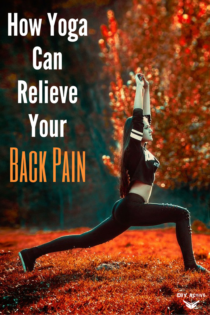How Yoga Can Relieve Your Back Pain