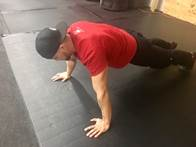 12 Minute Body Burn Workout